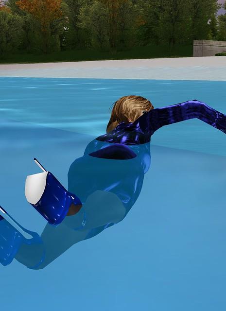 Swimming in Stilettos