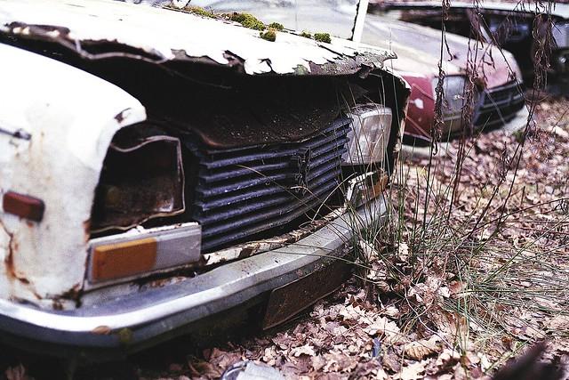 Peugeot 404 - Forgotten cars