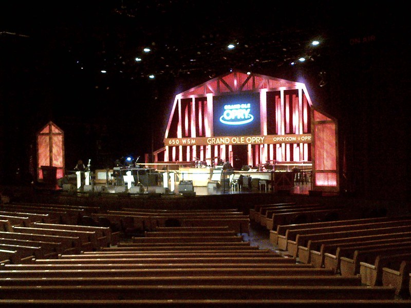 Nashville - Grand Old Opry House