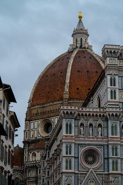 Il Dumo, Florence, 2015