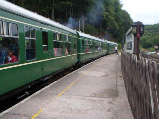 Dean Forest Railway - Aug. 2013