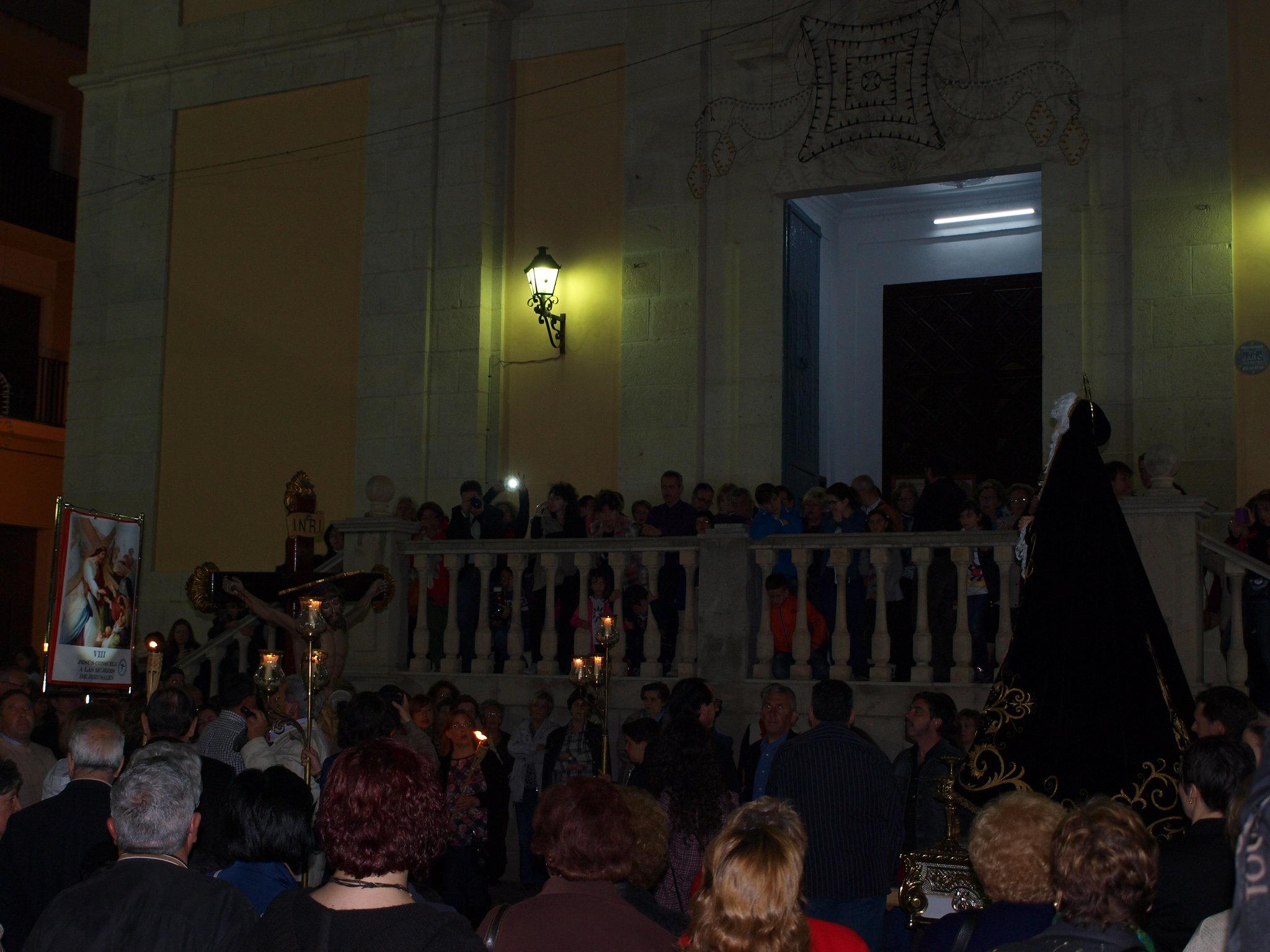 (2014-04-01) - V Vía Crucis nocturno - Paloma Romero Torralba (21)