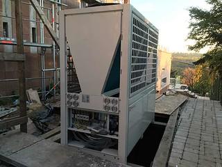 Egyszerű, hűtő-fűtő berendezés a hőszivattyú.