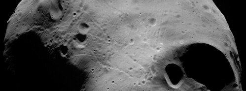 Phobos - Mars Express   by jccwrt