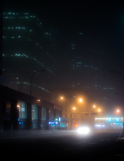 Downtown Cloud