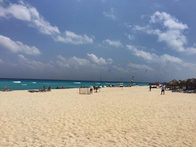 Sólo arena y mar