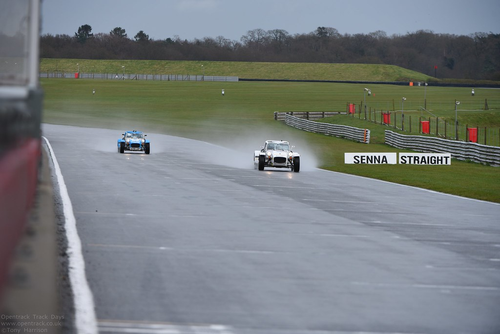 Snetterton 300 Trackday 7th April 2016 With Opentrack Trac