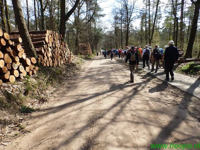 2016-04-12         2 daagse Lunteren      1e dag  25 Km  (111)