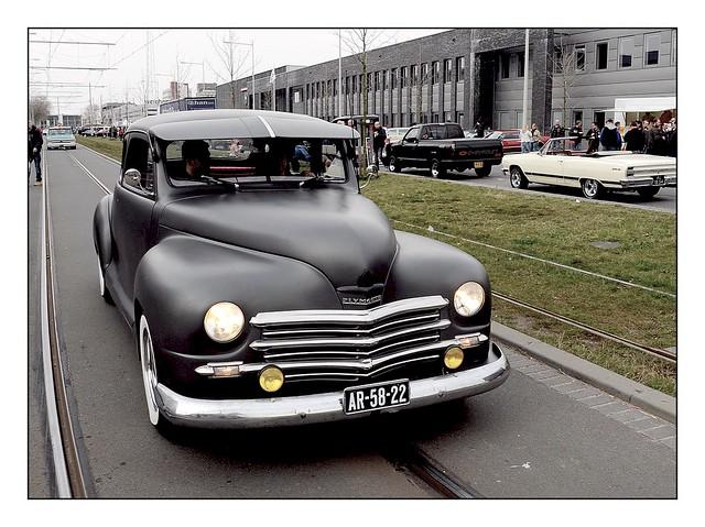 Plymouth Special de Luxe / 1948