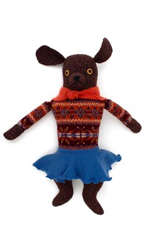 tweedy brown girl dog | by Mimi K