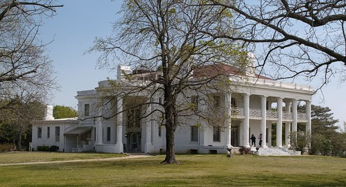 trees house lawn kansas mansion residence historicalsite coffeyville brownmansion