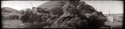 california bw panorama film landscape swinglens portcosta contracosta selfmadecamera 3dprintedcamera