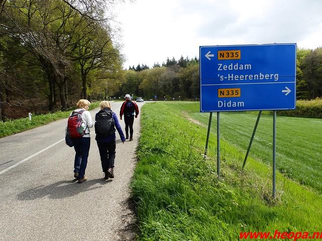 2016-04-30   Lentetocht  (klim) wandeling 40 Km  (58)