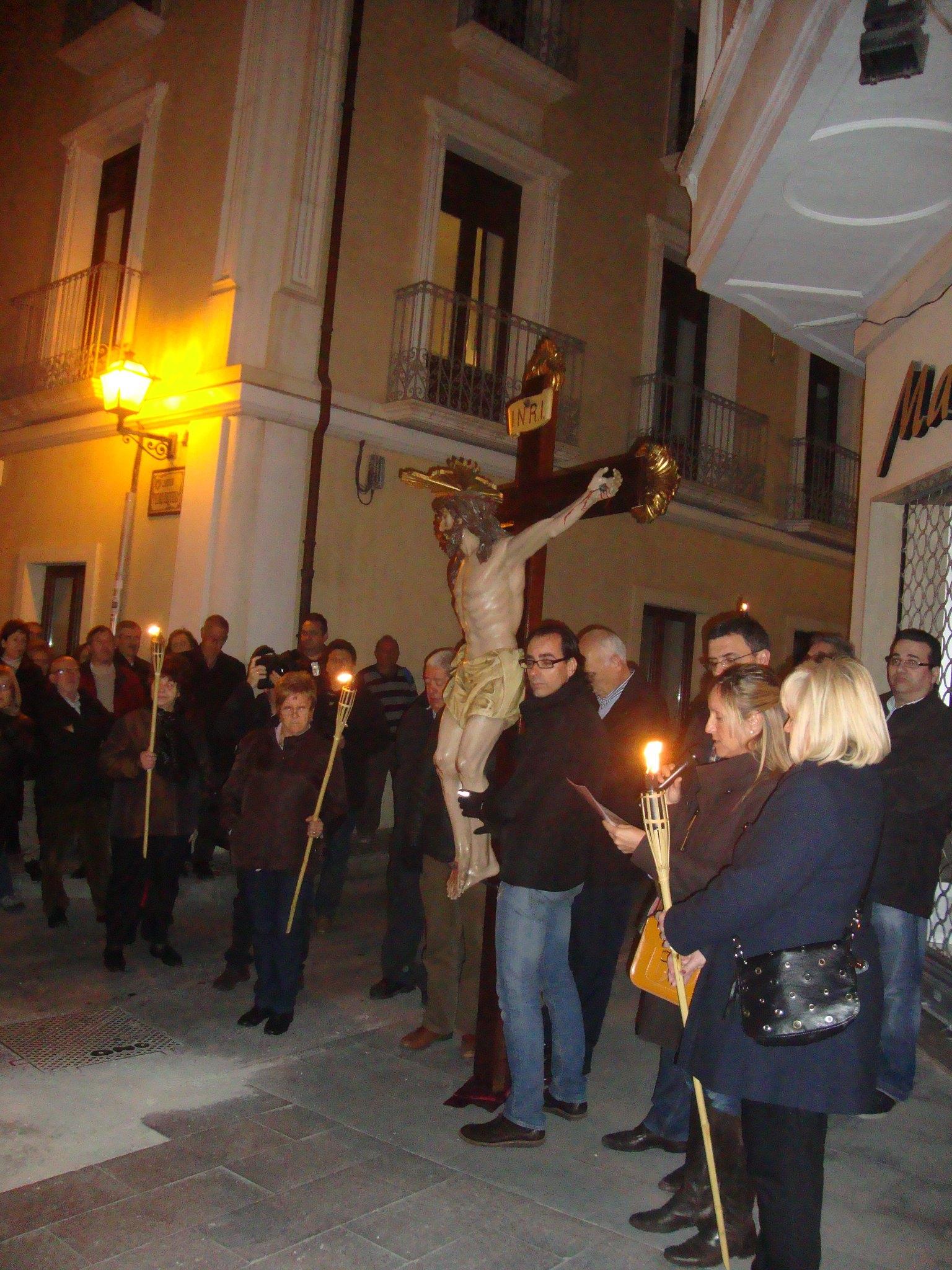 (2013-03-22) - IV Vía Crucis nocturno - Javier Montesinos Villaplana (02)