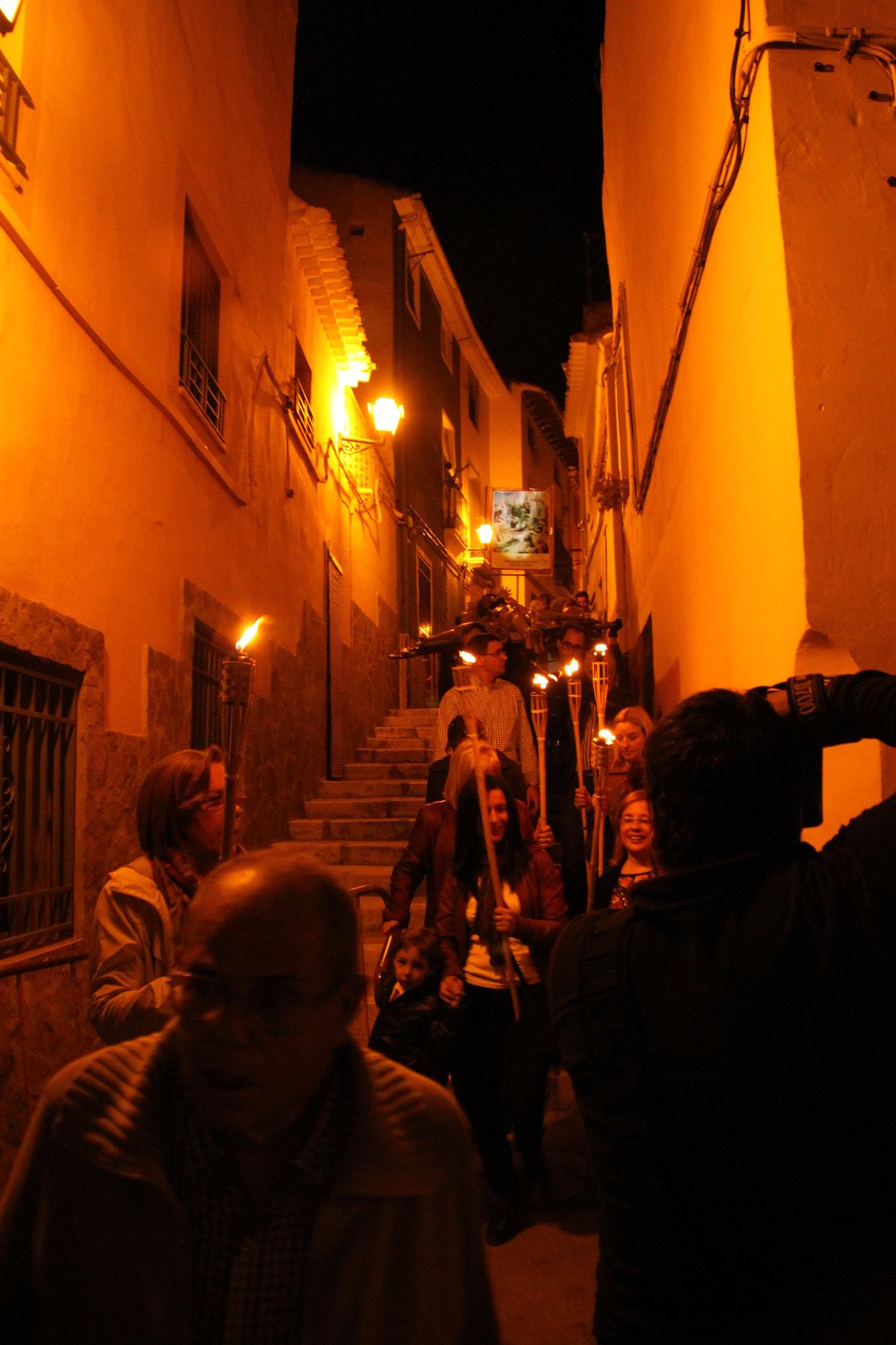 (2014-04-01) -  V Vía Crucis nocturno - Javier Romero Ripoll (109)