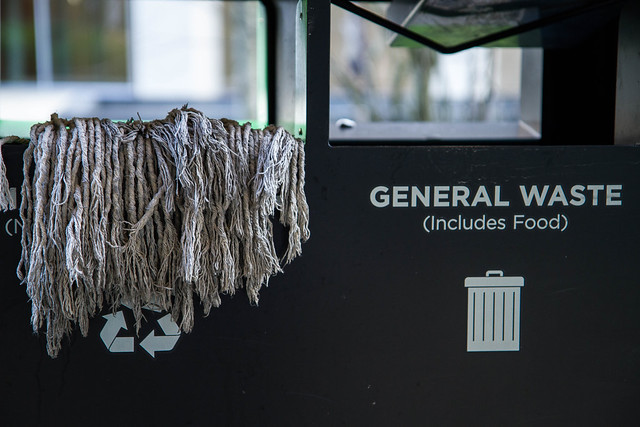 01/16: Recycle your mops here