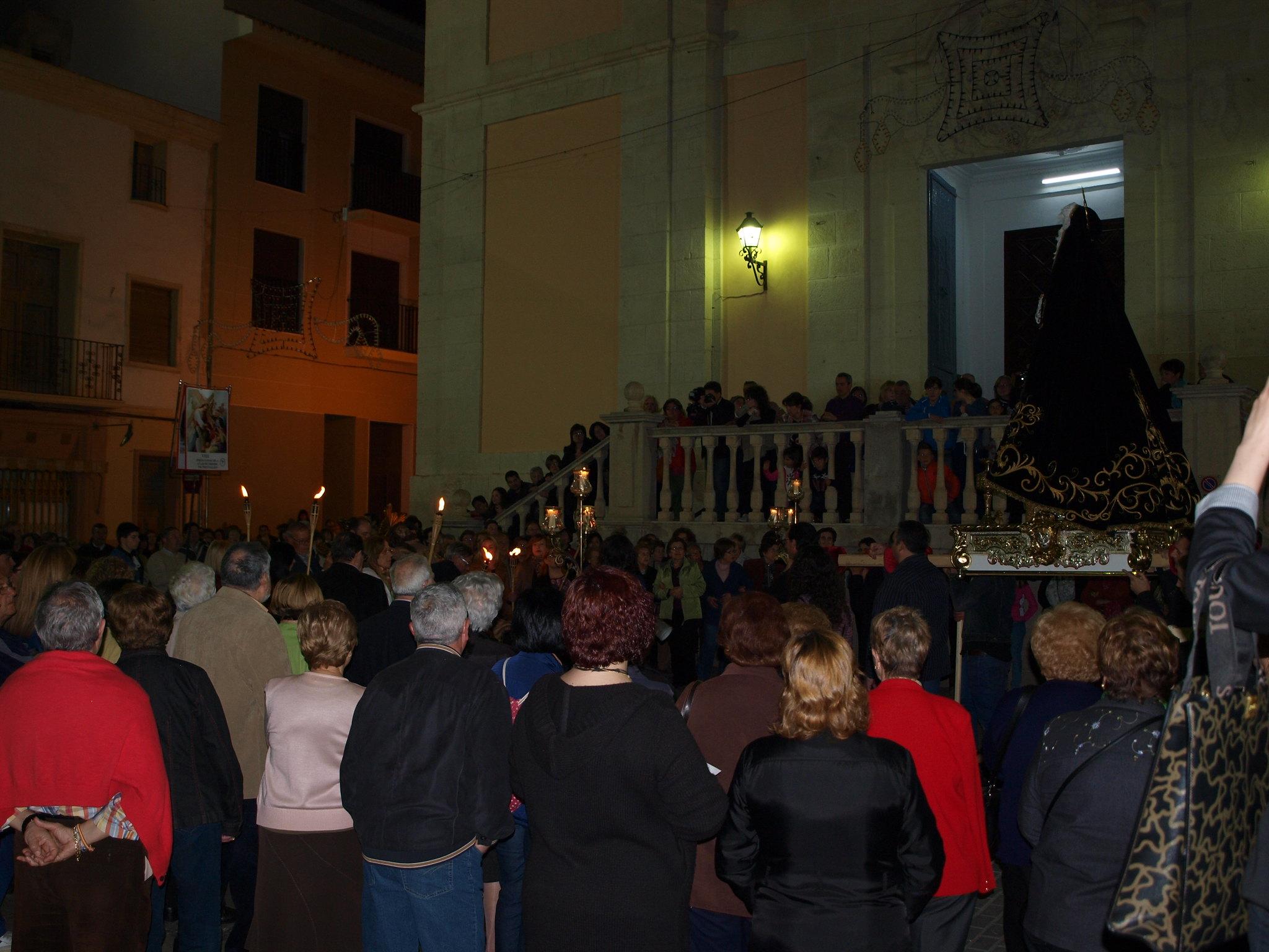 (2014-04-01) - V Vía Crucis nocturno - Paloma Romero Torralba (17)