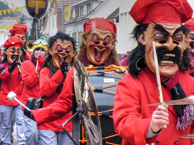 Colors of the Swabian-Alemannic Carnival 046