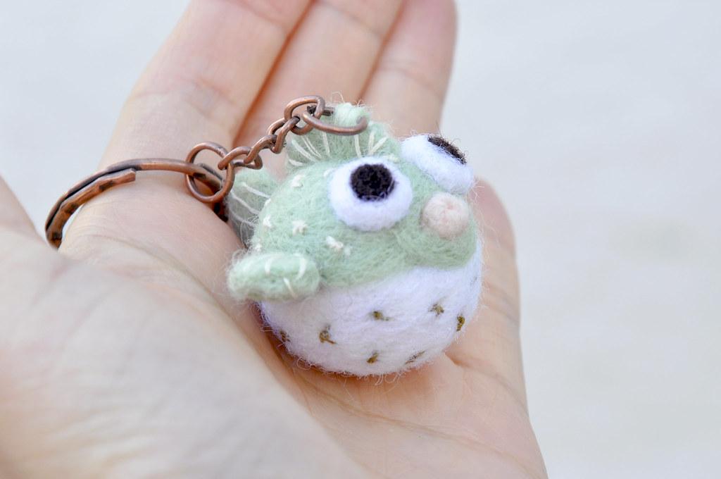 Crochet Keychain Fish Pattern   680x1024