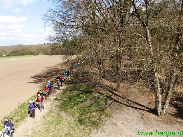 2016-04-12         2 daagse Lunteren      1e dag  25 Km  (82)