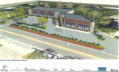 Gateway Bank office project on France Ave | by xeoth