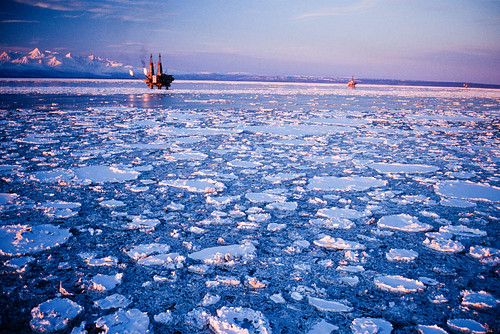 Study Shows Current Offshore Platforms Can Survive Sea Ice | by bseegov