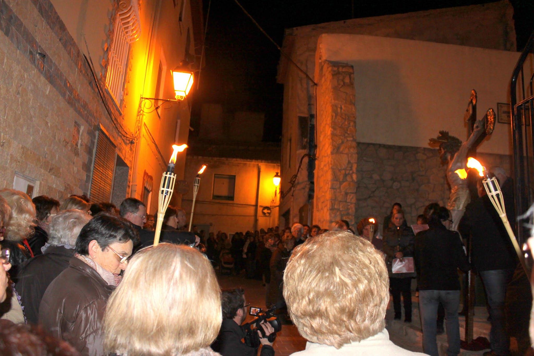 (2013-03-22) - IV Vía Crucis nocturno - Javier Romero Ripoll (31)
