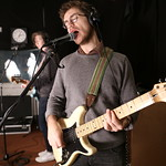 Wed, 13/01/2016 - 3:39pm - Parquet Courts Live in Studio A, 01.13.2016 Photographer: Sarah Burns