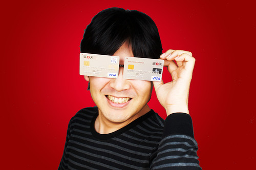 RAKUTEN Card Man