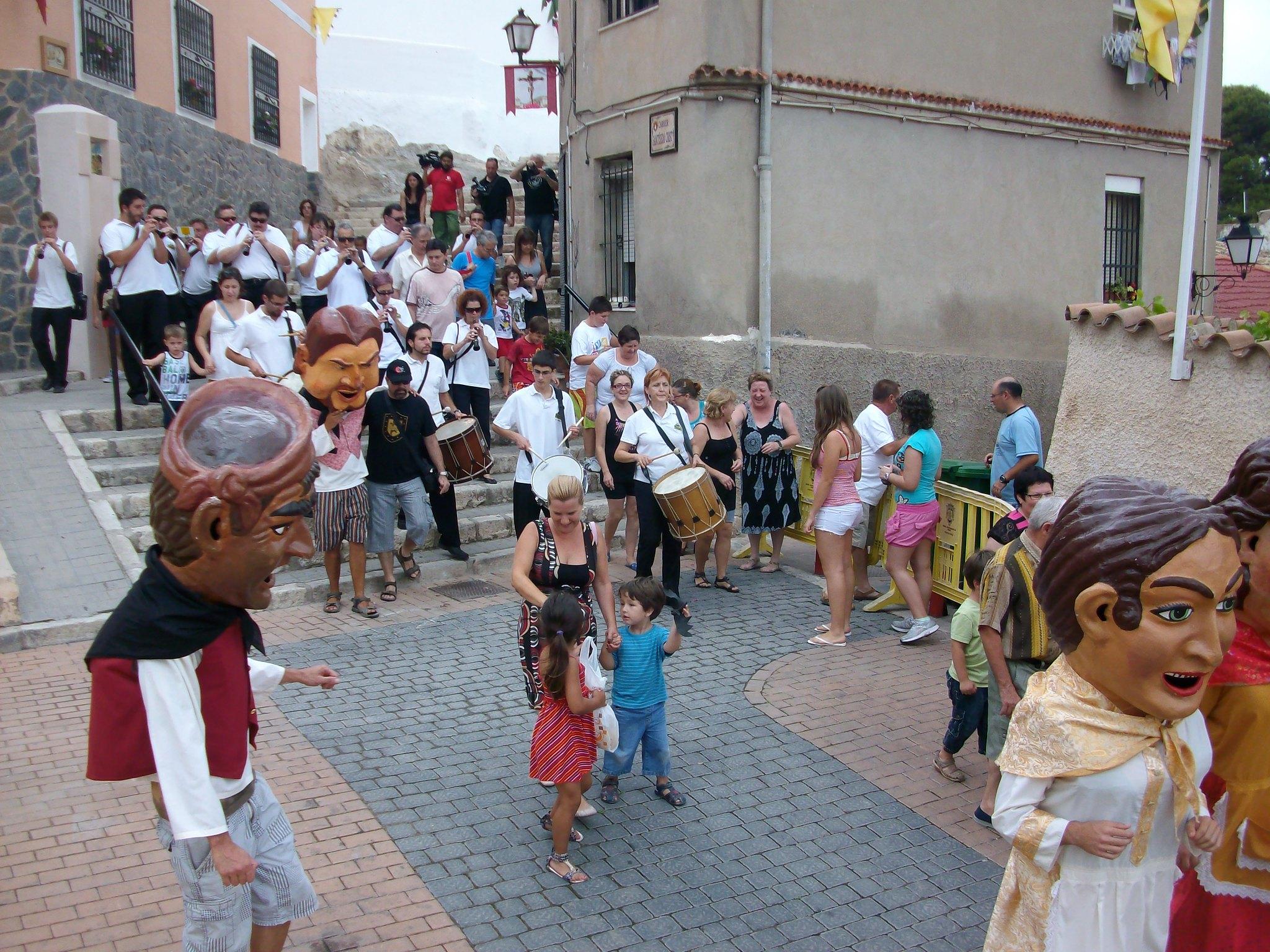 (2011-07-03) - Pasacalle Gent de Nanos -  José Vicente Romero Ripoll (29)