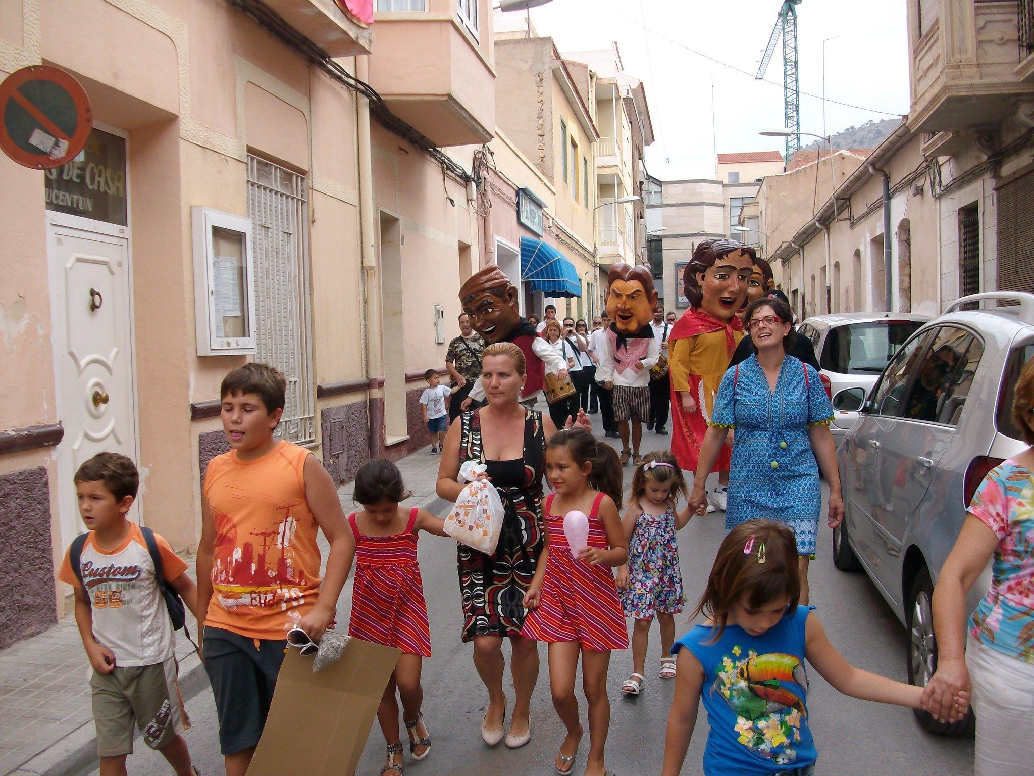 (2011-07-03) - Pasacalle Gent de Nanos -  José Vicente Romero Ripoll (17)