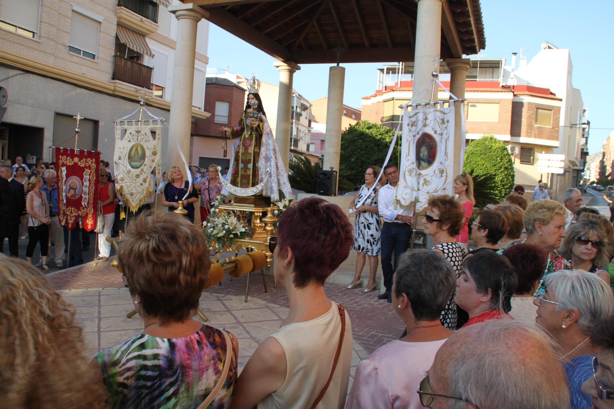 (2015-07-12) - Virgen del Carmen, parroquia La Santa Cruz - Javier Romero Ripoll (57)