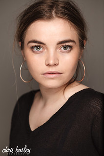 Esme David Headshot | by Chris Bailey Photographer