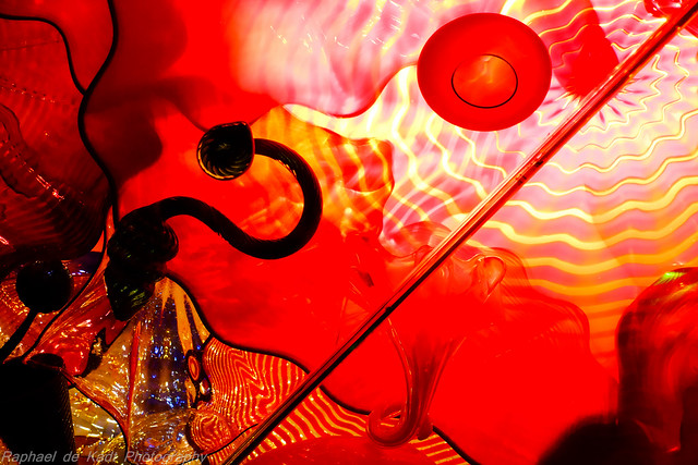 Dale Chihuly's Persian Ceiling Detail