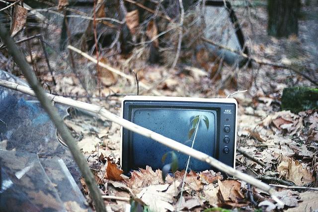 TV Nec - Forgotten things