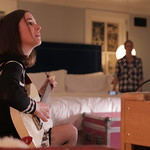 Thu, 17/03/2016 - 2:58pm - Margaret Glaspy Live at Hotel Saint Cecilia, 03.17.2016 Photographer: Michael Sperling