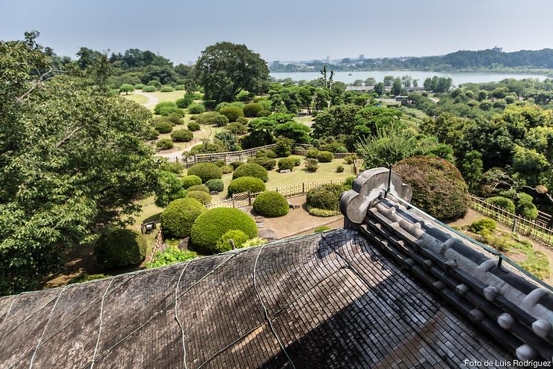 Jardines Kairakuen en Mito