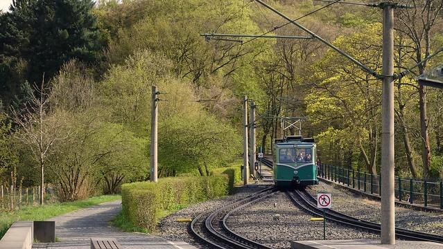 Drachenfelsbahn 2016