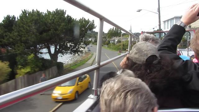 MVI_6431 Victoria BC sightseeing tour double decker bus