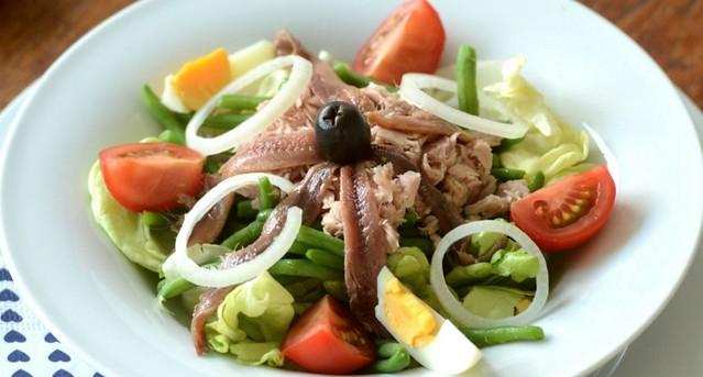 recette salade nicoise