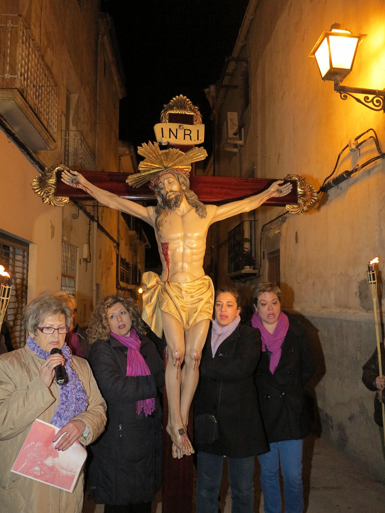 (2013-03-22) - IV Vía Crucis nocturno - Antonio Verdú Navarro  (55)