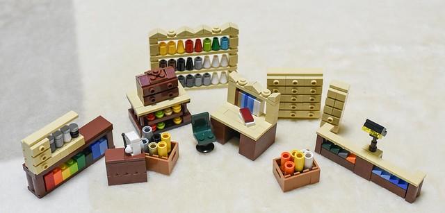 Handicraft shop 6