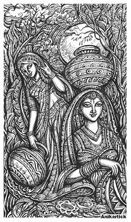 CHENNAI ART / CHENNAI ARTIST PEN DRAWINGS / artist Anikartick,Chennai,Tamil Nadu,India   by ARTIST ANIKARTICK (VASU engira KARTHIKEYAN)