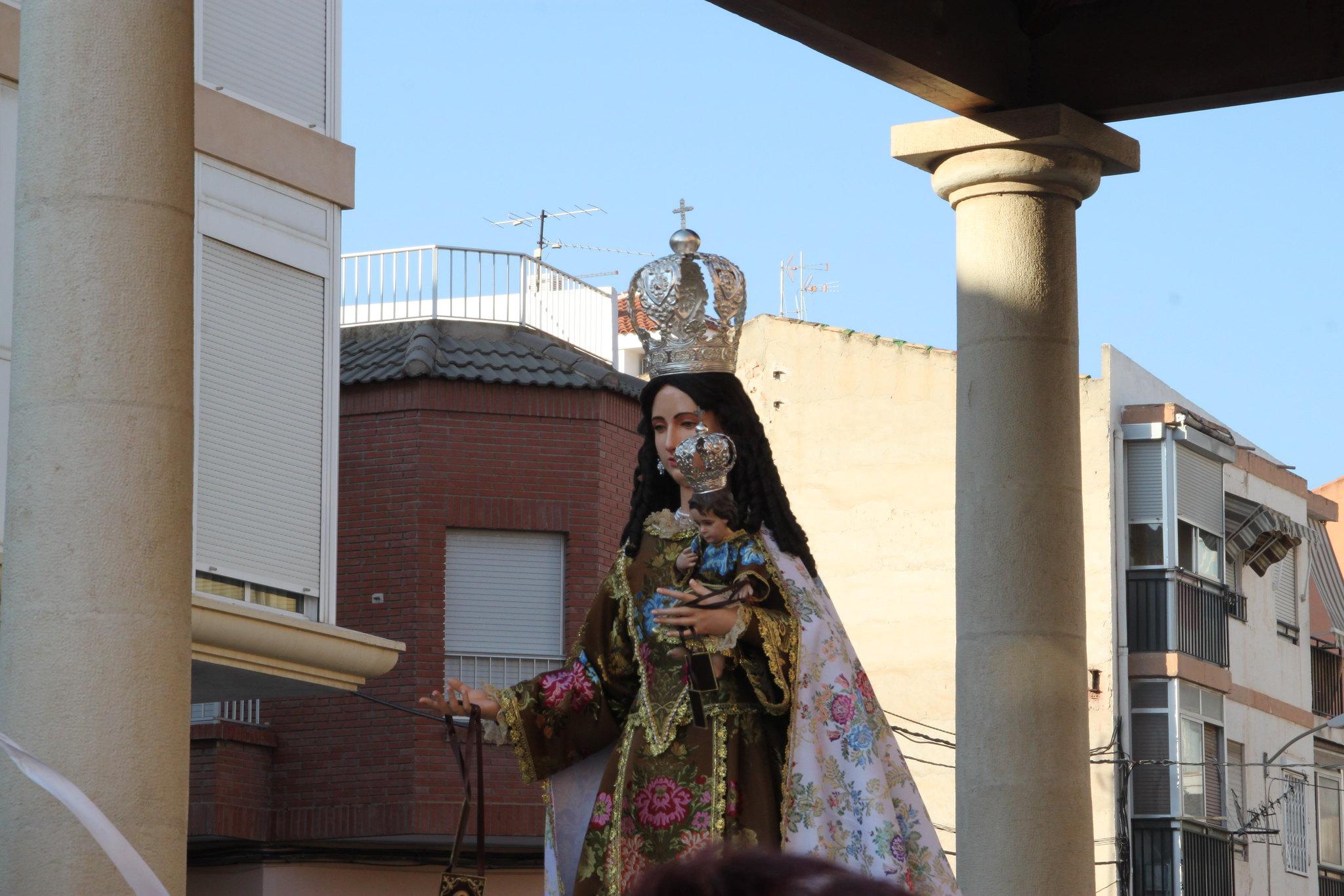 (2015-07-12) - Virgen del Carmen, parroquia La Santa Cruz - Javier Romero Ripoll (60)