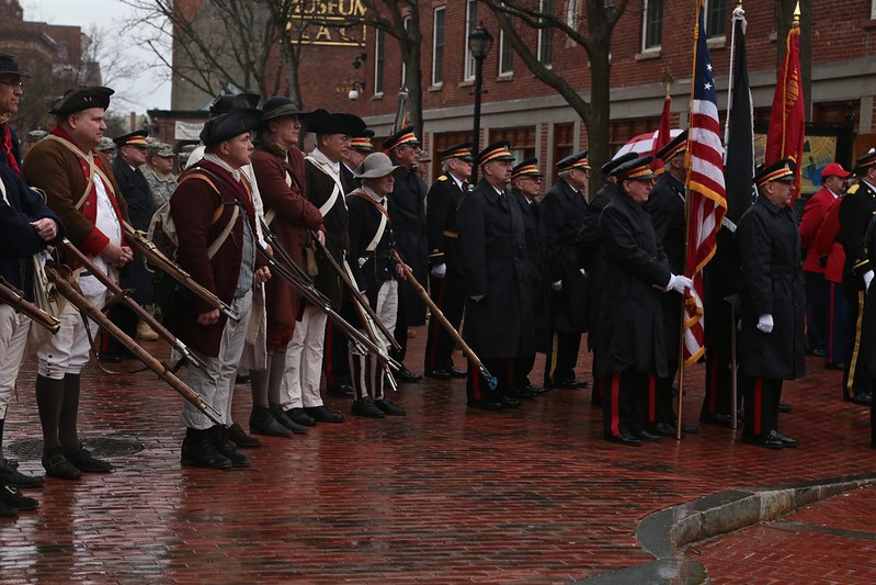A Rainy Day for the Salem Muster 2016 ~ 07