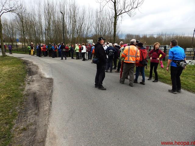 2016-03-23 stads en landtocht  Dordrecht            24.3 Km  (143)