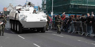 THE 2016 EASTER SUNDAY PARADE  ON THE 100th. ANNIVERSARY OF THE 1916 RISING [2016 MISSION IN THE LEBANON]-113088