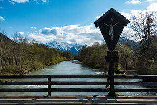 An der Loisachbrücke | by Oberau-Online