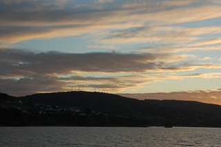 Sunset in Ancud, Chiloé, Chile | by blueskylimit