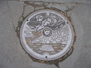 Towadako Storm Drain Cover